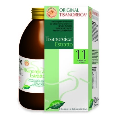 Tisanoreica Estratto 11 - Gambe in forma 500ml