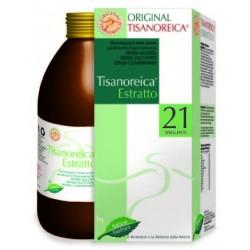 Tisanoreica Estratto 21 - Snellente 500ml Tisanoreica » estratto bellezza