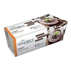 T-Cream al sapore di cacao 2x125gr.