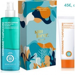 blue protectiv oil e water spf 30 + doposole